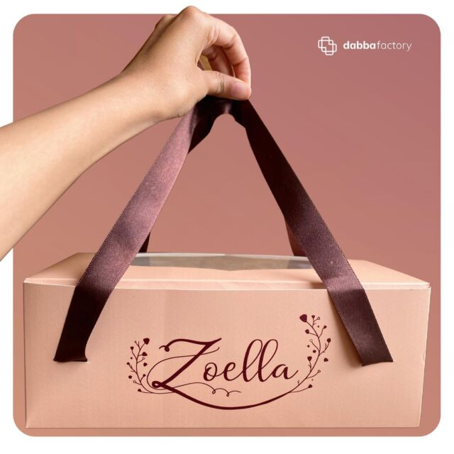 Two of our most favorite things : desserts and pretty packaging with @zoellapatisserie 🧁#dabbafactory  - Looking for custom packaging and more? Link in bio/ order now! - -  #giftboxes #userboxes #packagingdesign #packagingexperts #indianstartups  #packingtips #packagingtool #websitetool #giftboxes #innovation #customisedgifts #customised #makeyourbox #userboxes #boxesonboxes #giftsforalloccasions #brandingdesign #jewelry #jewelrybox #boxes
